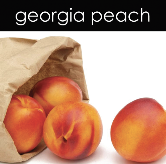 Georgia Peach Soy Wax Melts