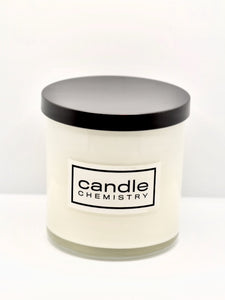 White Christmas Candle (Seasonal)