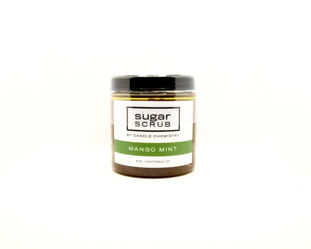 8oz Natural Brown Sugar Scrub