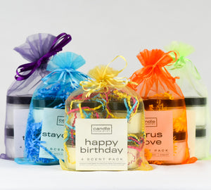 Gift Packs (4-2oz Candles)