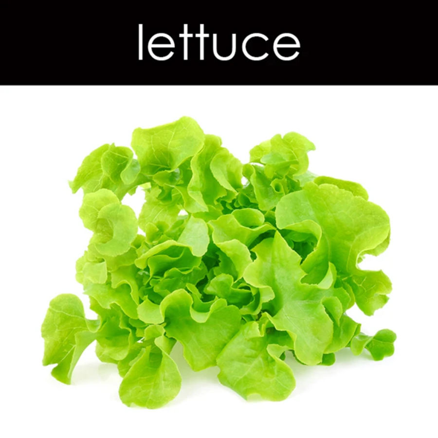 Lettuce Candle