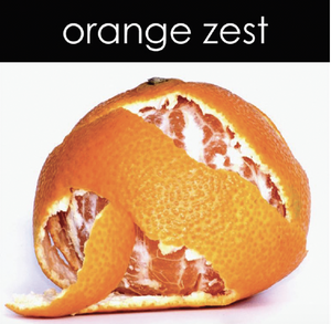 Orange Zest Aromatic Mist