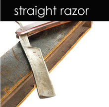 Load image into Gallery viewer, Straight Razor Candle
