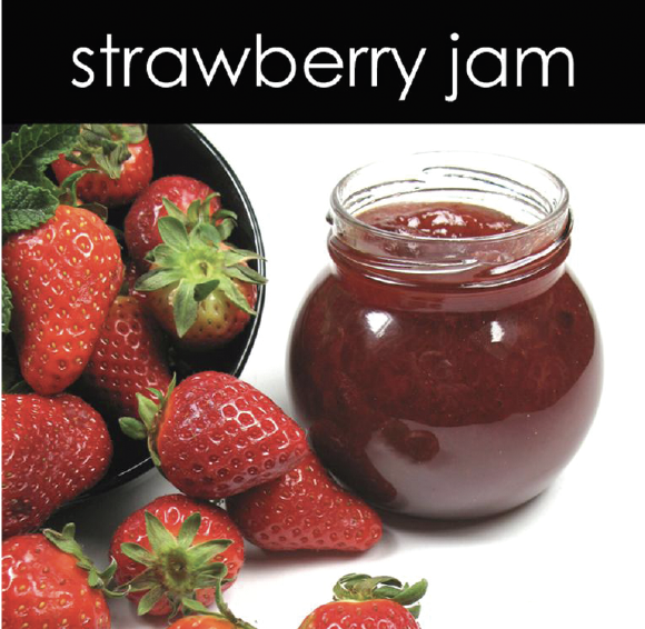 Strawberry Jam Fragrance Oil