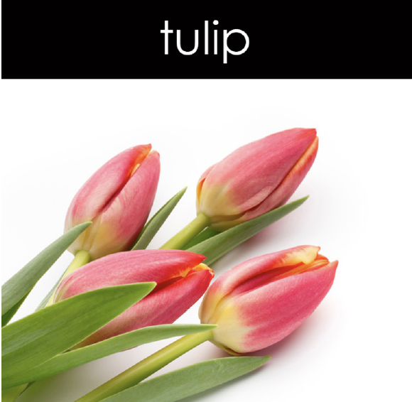 Tulip Candle