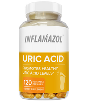 INFLAMAZOL - Uric Acid Cleanse