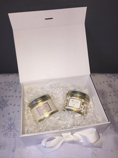 2 Fragranced Candle Gift Box