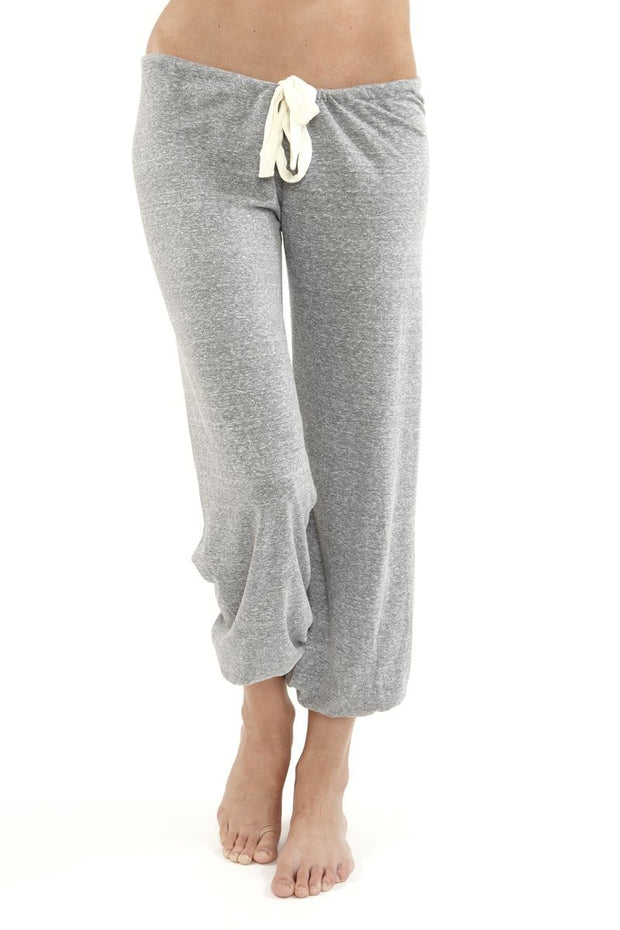Eberjey Heather Slouchy Tee Pyjama Set