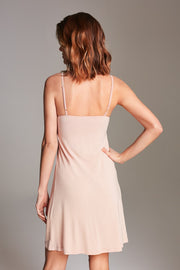 Vanilla night & day Dusty Pink Chemise Nightdress