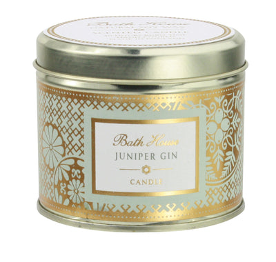 Bath House Juniper Gin Scented Candle