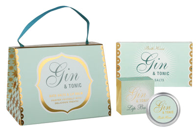 Bath House Gin & Tonic Handbag Gift Treat