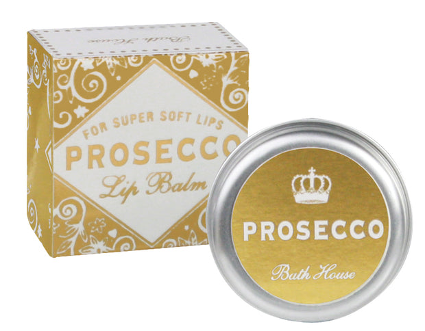 Bath House Prosecco Lip Balm 15g