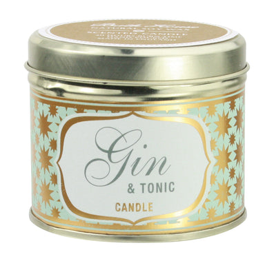Bath House Gin & Tonic Scented Candle