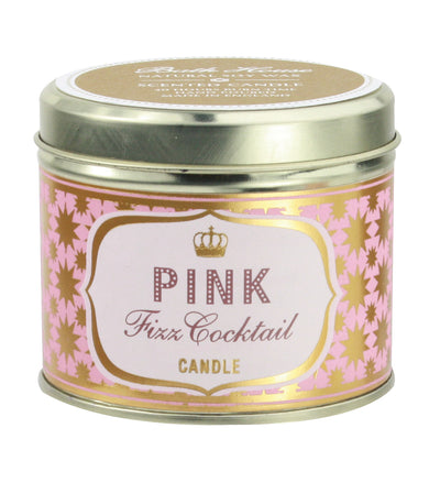 Bath House Pink Fizz Cocktail Scented Candle