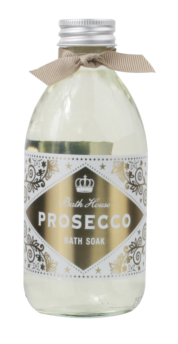 Bath House Prosecco Bath Soak 250ml
