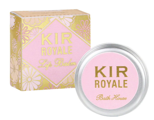 Bath House Kir Royale Lip Balm 15g
