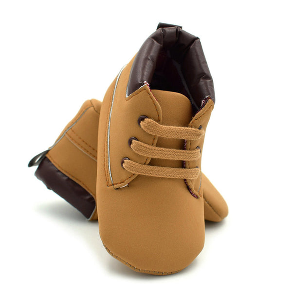 Winter Baby Boy Shoes Prewalker