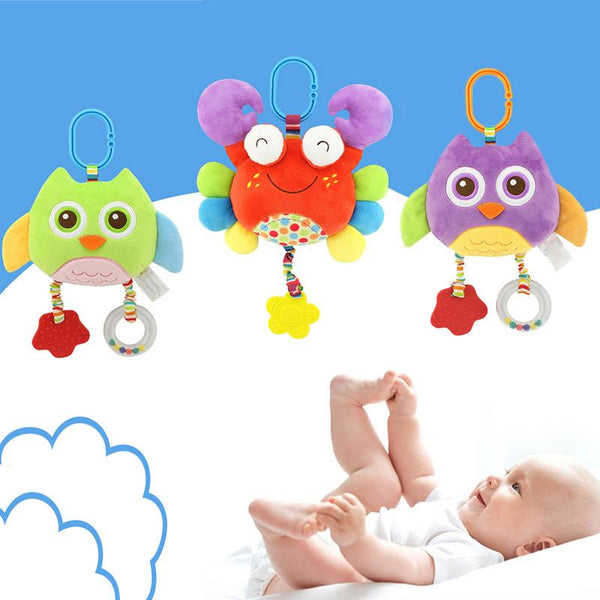 Hanging Cartoon Teether