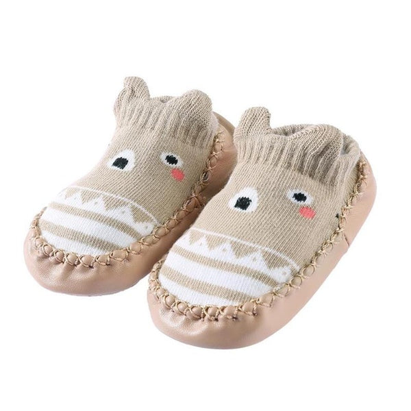 Newborn Baby Cute Cartoon Animal Socks