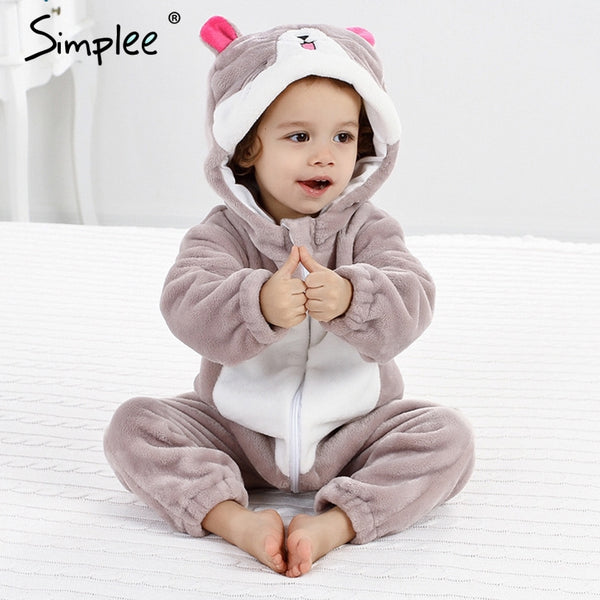 Baby Sleepwear Cosplay Cartoon Romper