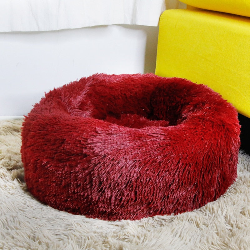 Fuzzy Dream Natural Pet Bed