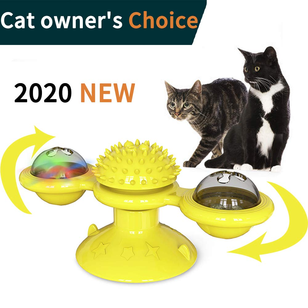 Dream Windmill - Cat Scratching Toys - Babies Blessingz