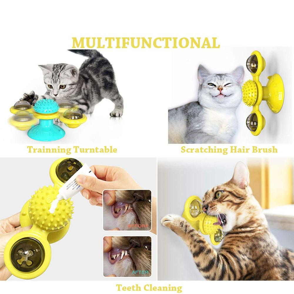 Dream Windmill - Cat Scratching Toys