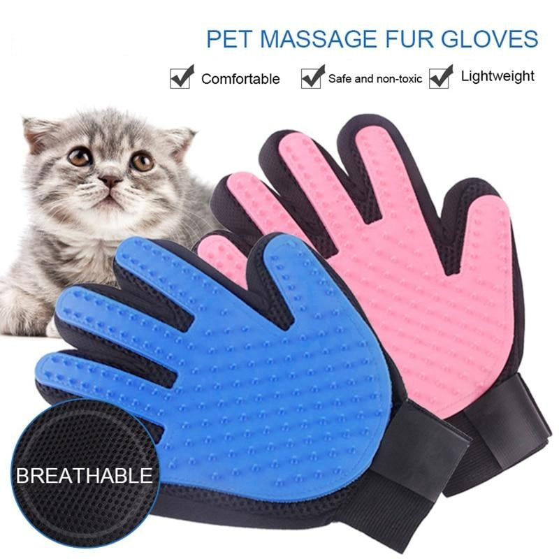ShedLove™ - Grooming Glove for Cats