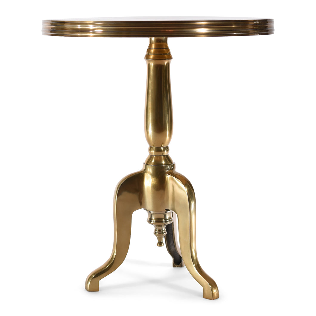 Decorative Aluminum Side End Table | Side Accent Table (DH8040)