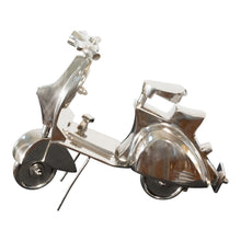 Load image into Gallery viewer, Aluminum Decorative Scooter Accent | Sculptures Home Decor (DH4037)
