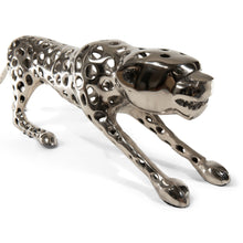 Load image into Gallery viewer, Aluminum Decorative Leopard | Metal Sculptures Home Decor (DH4039)