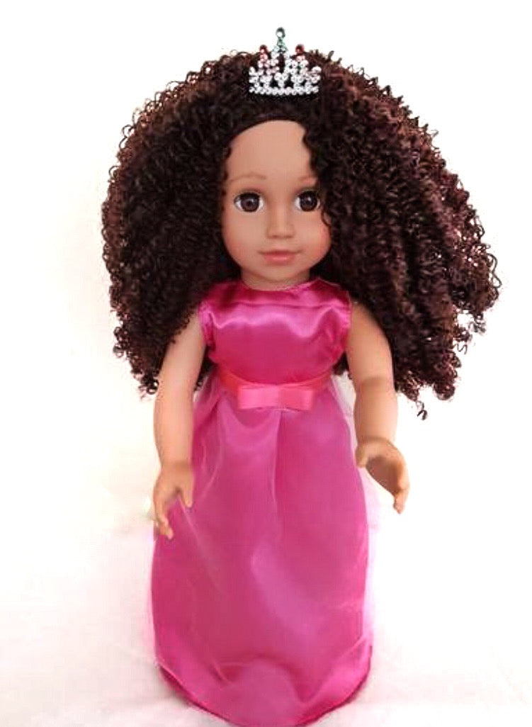 Princess Morgan Doll