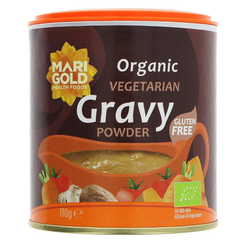 Organic Vegetarian Gravy Powder 110g