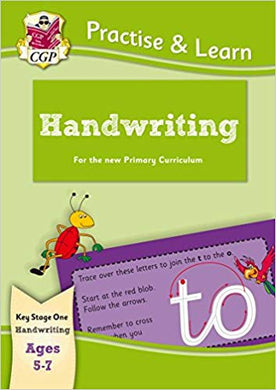 CGP Practise & Learn Handwriting