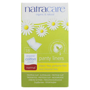 Natracare  Organic Wrap Panty Liners