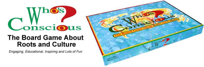 Who's Conscious Boardgame