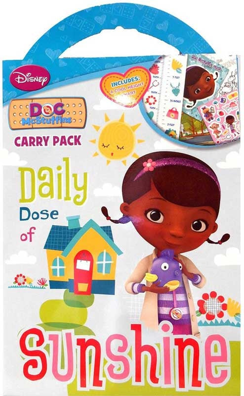 Doc McStuffins Carry Pack