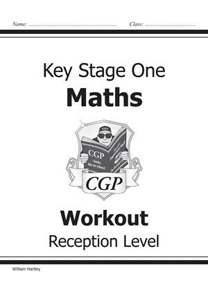 CGP KS1 Maths Workout Reception Level