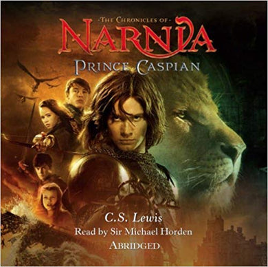 Narnia: Prince Caspian Audio CD