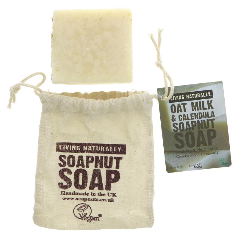 Living Naturally Soapnut Soap