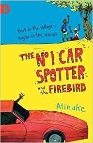 The No 1 Car Spotter and the Firebird