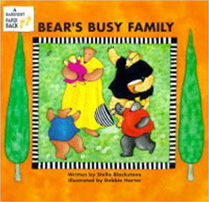 Bear's Busy Family