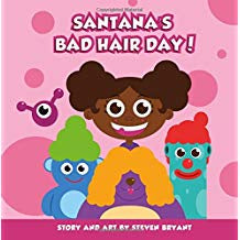 Santana's Bad Hair Day