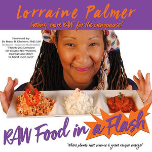 Raw Food In A Flash