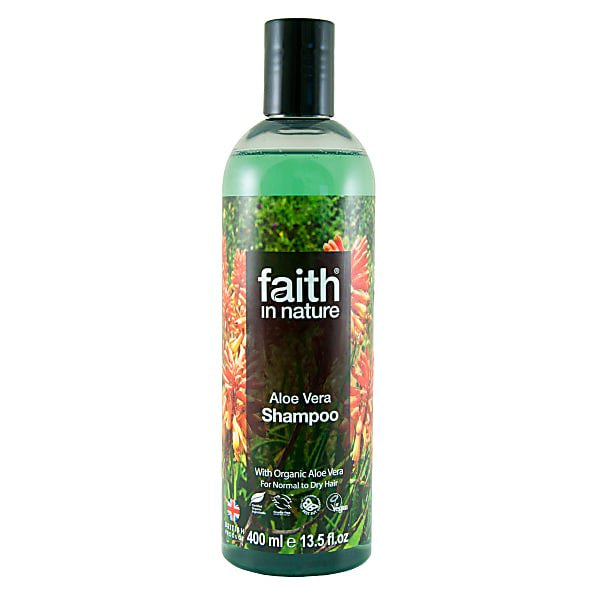 Faith in Nature Aloe Vera Shampoo