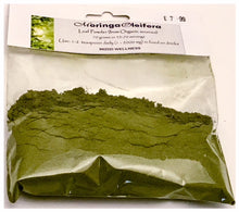 Organic Moringa Leaf Powder
