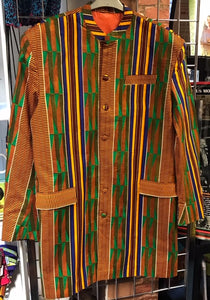 RL Kente Jacket