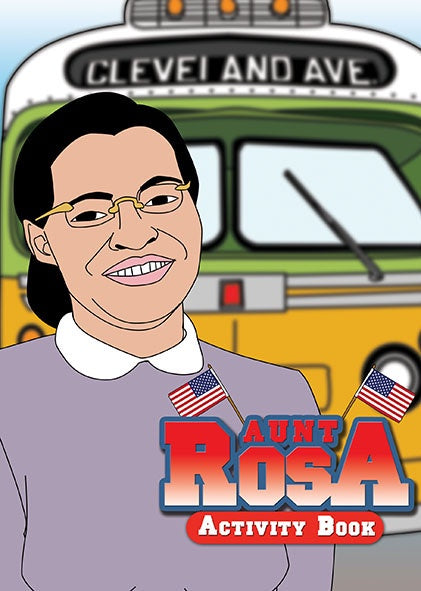 Aunty  Rosa Activity Book