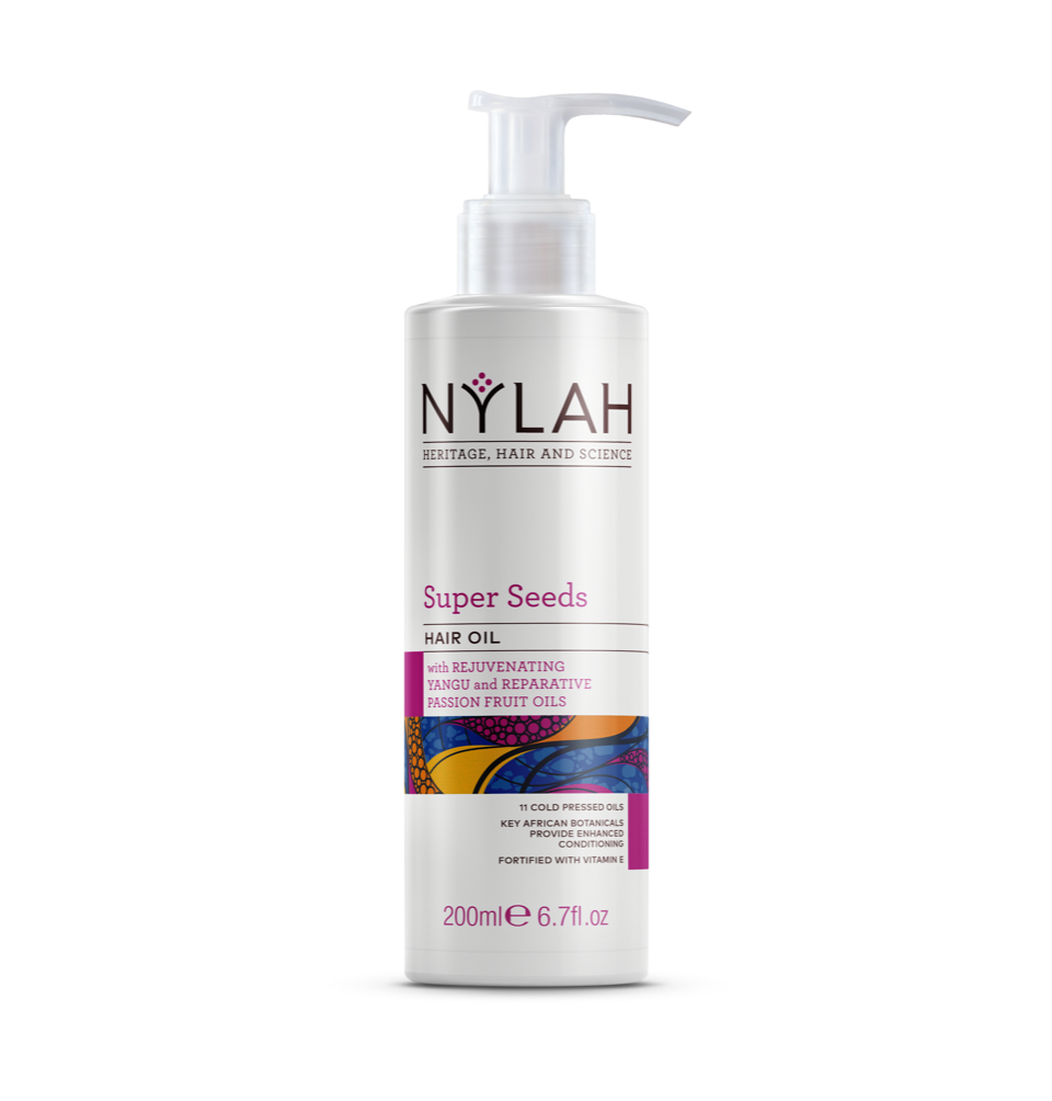 Nylah Super Seeds Hair Oil