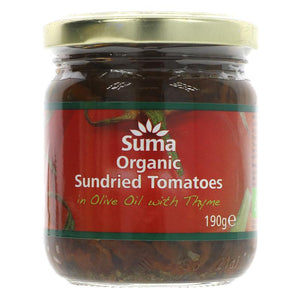 Sun Dried Tomatoes Suma